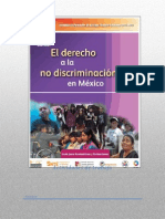 Anexo 1 El Derecho a La No Discriminacion