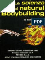 La Scienza Del Natural Bodybuilding (Claudio Tozzi, BIIO)