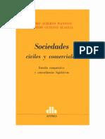 157552652 Sociedades Civiles y Comerciales PDF