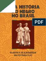 Uma História Do Negro No Brasil (1)