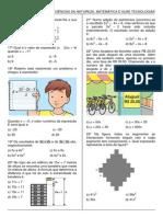 8º Ano BC Para Imprimir Tipo B