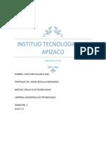 Instituo Tecnologico de Apizaco
