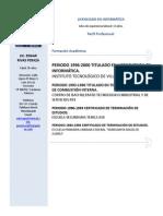 Curriculum Vitae Plantilla_actualizado Mayo 2014