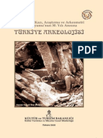 Turkiye Arkeolojisi