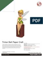 Tinker Bell Papercraft.desbloqueado
