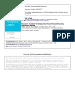 Exploratory Analysis of Deoxyanthocyanidins with Chemometric Methods