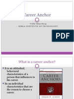 Career Anchor