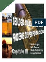 Capitulo 3 Geologia Aplicada a Los Procesos de Perforacion 1