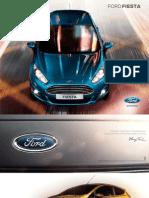FORD Fiesta - Catálogo