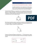 Valores trigonométricos exactos