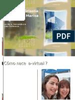 Mag Carina Grisolía Mag Claudia Marisa Pagano