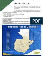 Hidrografia de Guatemala