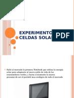 Experimentos Con Celdas Solares