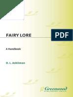Fairy Lore