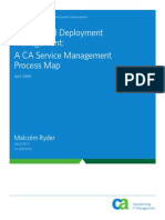 Rlse and Deployment Mgmt