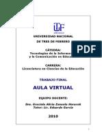 Proyecto Aula Virtual TESIS