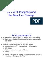 Deadlock Concept