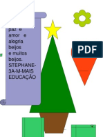 stephane 3ano A manha mais educação