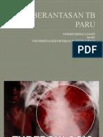 PEMBERANTASAN TB PARU