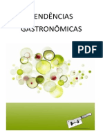 Apostila Tendencias Gastronomicas 2014.2