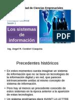 Sesion 1 - Los Sistemas de Información
