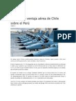 Analisis Del Armamento Chileno