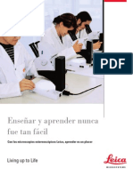 Leica E-Serie EDU Brochure ES