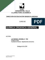 Origen Importancia Estructura Propiedades de Compuestos Organicos