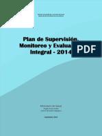 Monitoreo y Supervisión MRSS Meseta