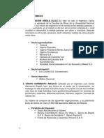 Grupos Economicos en Colombia