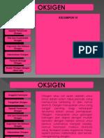 Presentasi Oksigen