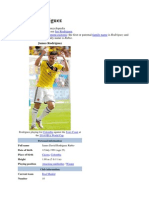 Biografi James Rodriguez