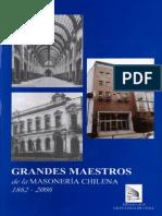 Grandes Maestros de La Masoneria