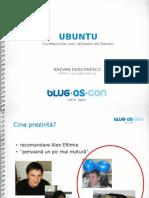 Blugoscon Debian Ubuntu