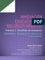 Práctica 3 Portafolio Evaluación ARACELI