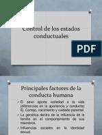 Control de Los Estados Conductuales