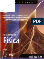 2 - Fundamentos de Fisica - Gravitacao, Ondas e Termodinamica - 8ed