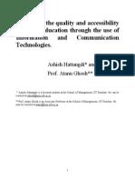 Strategy Learning-01-Ashish Hattangdi, Atanu Ghosh