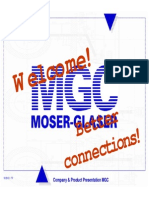 Presentation MGC Products