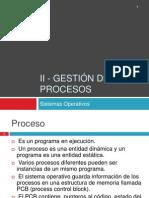 2 Procesos