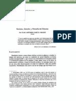 Nazismo, Derecho y Filosofía del Derecho - JA García Amado.pdf