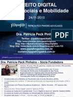 Websense Campinas SIDireitoDigital PatriciaPeck Nov2010