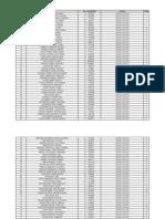 Lista de Jurados Santa Cruz - BOlivia 2014 Por Limber Cayo