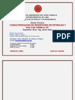 Charla Tecnica Junio 30 2014