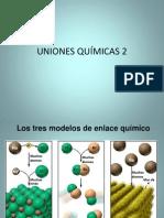 UNiones Quimcas 2