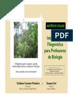 Filogenetica Para Professores MonteiroUrsi 2011