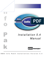 Installation 5.4 Manual