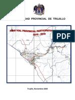 Plan Vial Provincial Participativo de Trujillo