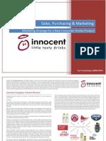 innocent drinks marketing case study