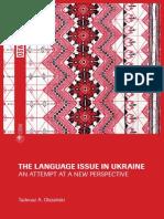 Language Ukcraine